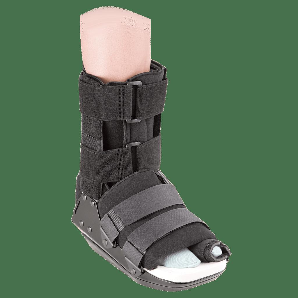 bunion boot walking boot breg inc