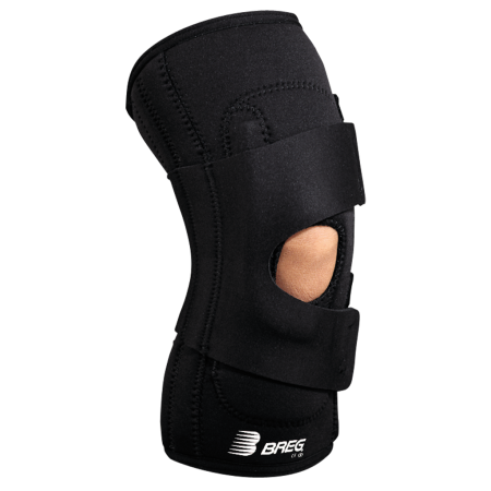 Lateral Stabilizer Soft Knee Brace