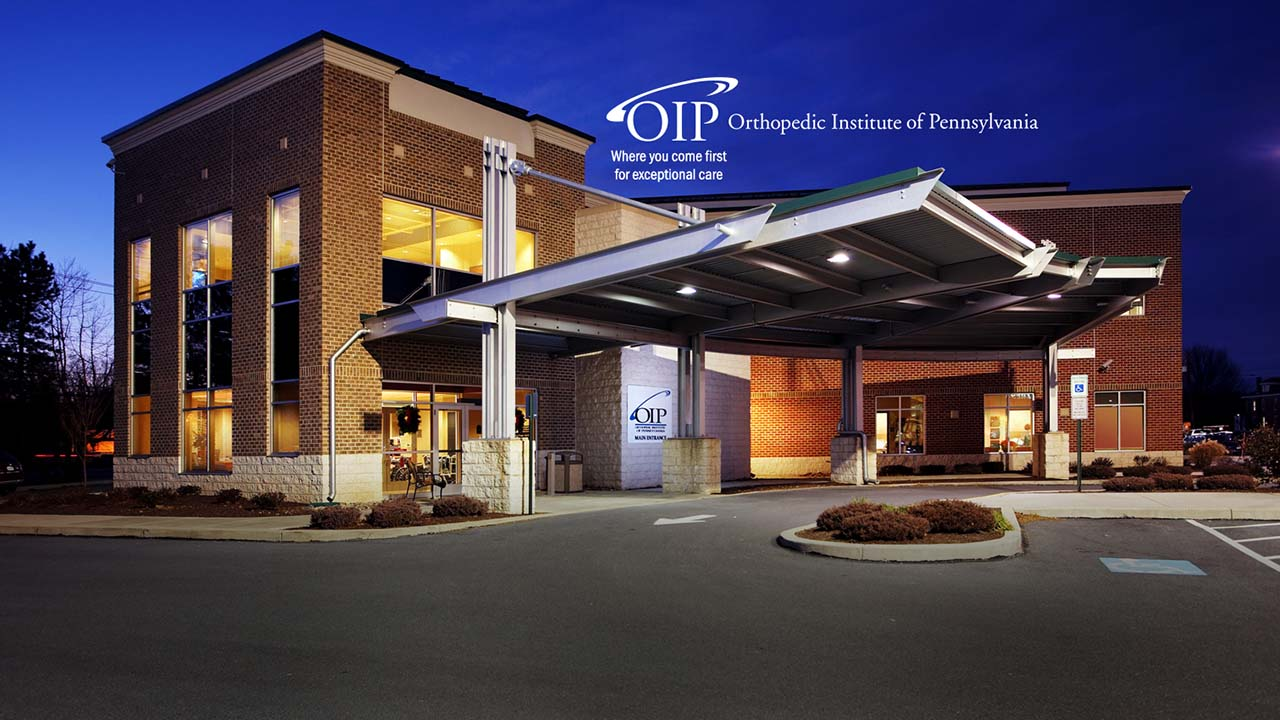 Breg Case Study Orthopedic Institute of Pennsylvania