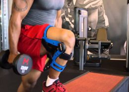 Breg Axiom Elite Knee Brace Application Video