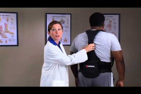 Breg Horizon Back Brace Application Video