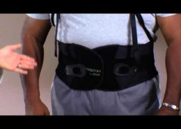 Breg Horizon Back Brace Patient QR Code Video