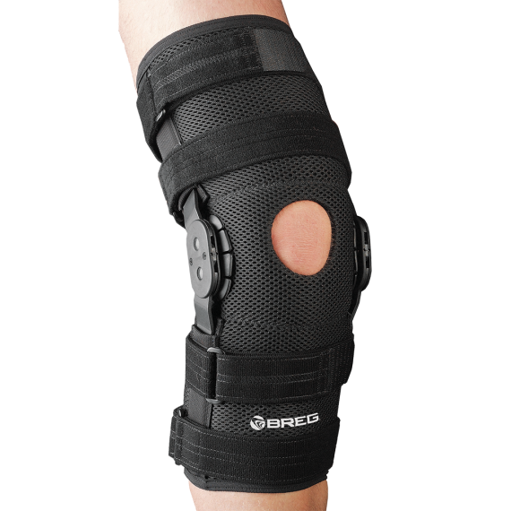37ccdb1846 Roadrunner™ Soft Knee Brace – Breg, Inc.