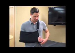 Shure Shoulder Immobilizer Application Video