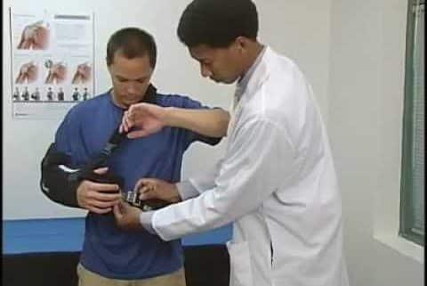 Slingshot 2 Shoulder Brace Application Video