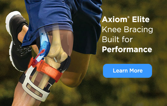 Axiom Elite Knee Bracing