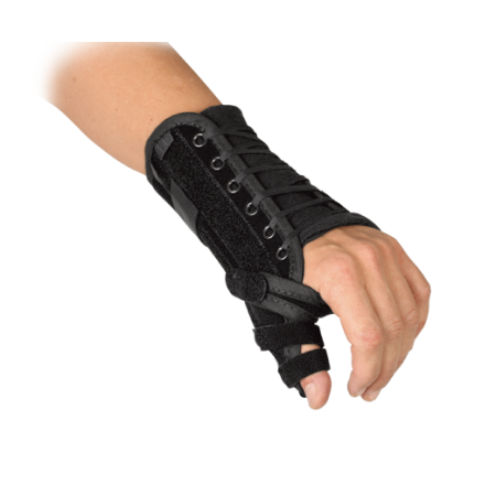 Universal Thumb Lacer