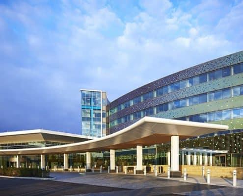 Mercy Health West Entrance