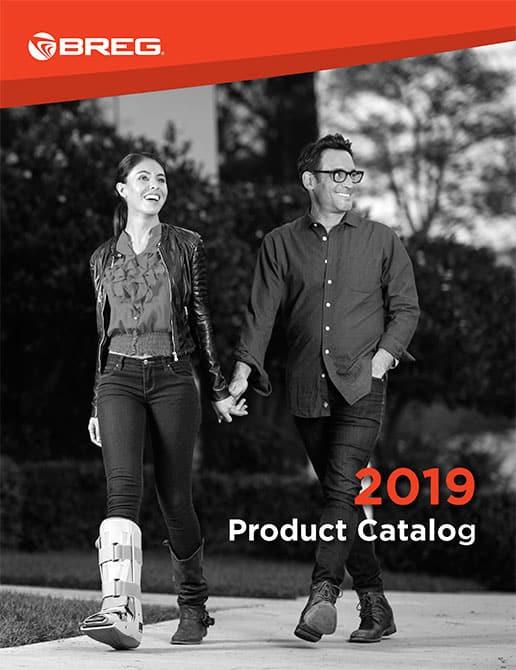 2019 Breg Product Catalog