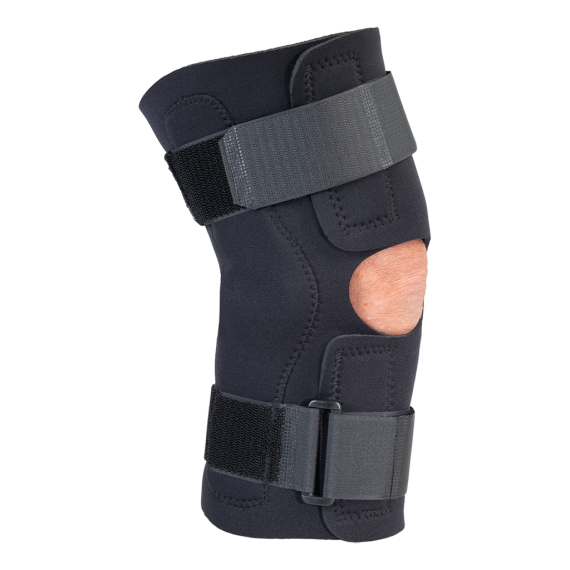 Hinged Knee Support Wrap Around