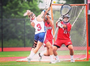 Christina Esposito, Professional Lacrosse Player