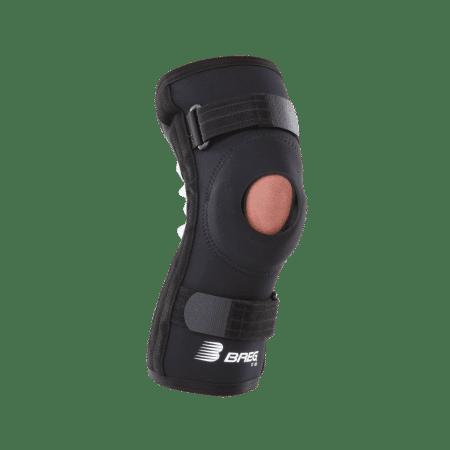 Adjustable Horseshoe Soft Knee Brace