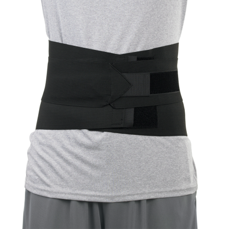 Back Support with Pocket