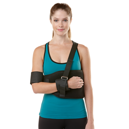 Deluxe Straight Shoulder Immobilizer