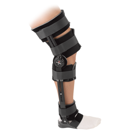 Extender Plus and Extender Post-Op Knee Braces
