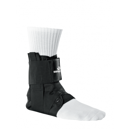 Lace Up Ankle Brace with Stays