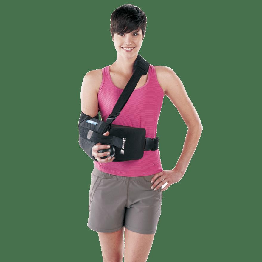 Slingshot 174 Neutral Shoulder Brace Breg Inc